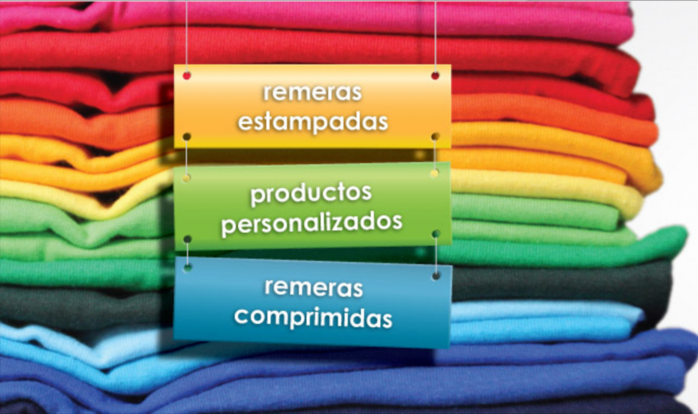 Remeras Estampadas